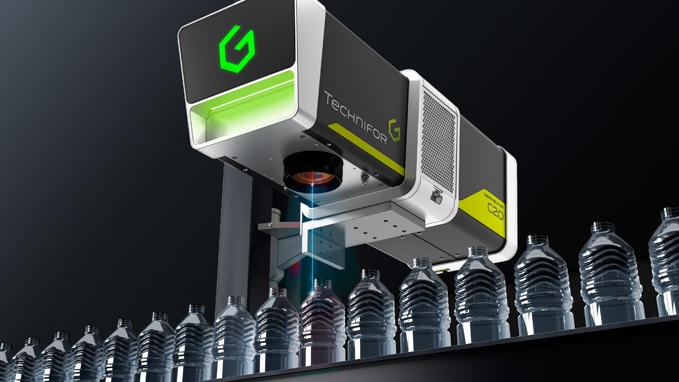 Karbondioksit Lazer Markalama Makinesi