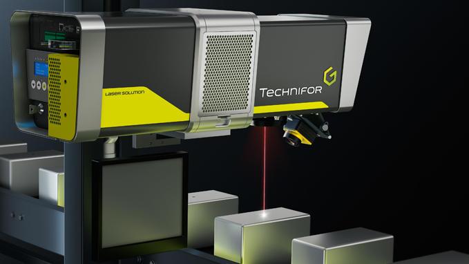 Lazer Markalama Makinaları - Lazer Markalama Makinası