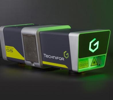 GREEN Serisi Lazer Markalama Makinası